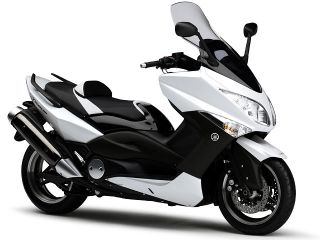 2010年 TMAX 10th Anniversary WHITEMAX・特別・限定仕様