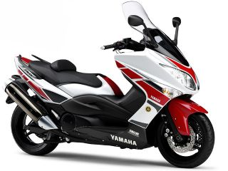 2011年 TMAX WGP50th Anniversary Edition・特別・限定仕様
