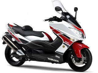 2011年 TMAX WGP50th Anniversary Edition・特別・限定仕様