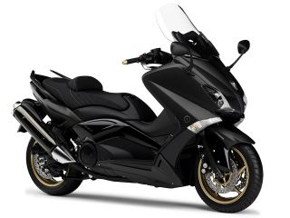2013年 TMAX530 ABS BLACK MAX・追加