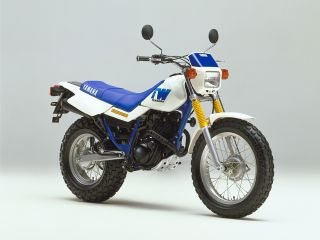 1987年 TW200・新登場