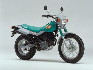 1991年 TW200・カラーチェンジ