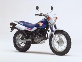 1993年 TW200・カラーチェンジ