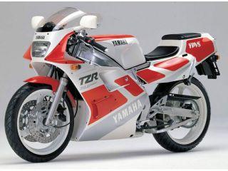 1989年 TZR250・フルモデルチェンジ