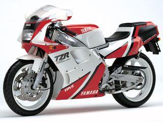 1990年 TZR250SP・追加