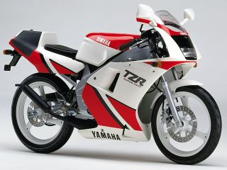 1990年 TZR50・新登場