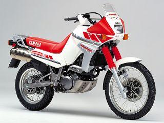 1991年 XTZ660 Tenere・新登場
