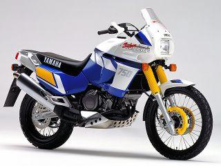 1989年 XTZ750 Super Tenere・新登場