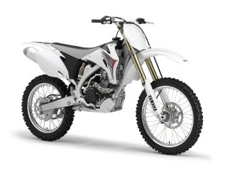 2008年 YZ250F White Limited Edition・特別・限定仕様
