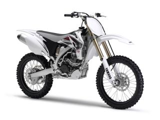 2009年 YZ250F White Limited Edition・特別・限定仕様
