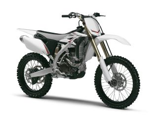 2010年 YZ250F White Edition・特別・限定仕様