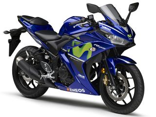 2017年 YZF-R25 Movistar Yamaha MotoGP Edition・特別・限定仕様