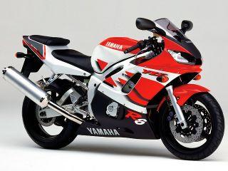 1999年 YZF-R6・新登場