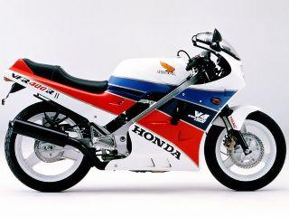 1986年 VFR400R Special Edition・特別・限定仕様