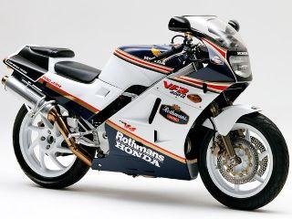 1987年 VFR400R Rothmans Honda Team Color・特別・限定仕様