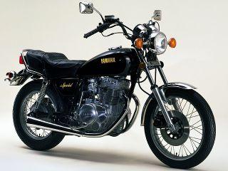 1980年 XS250 SPECIAL スポークホイール仕様・新登場