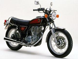 1984年 SR400 発売7周年記念モデル・特別・限定仕様