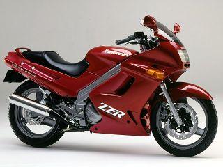 1992年 ZZR250