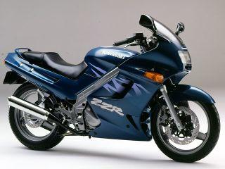 1995年 ZZR250