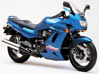 1996年 GPZ1100