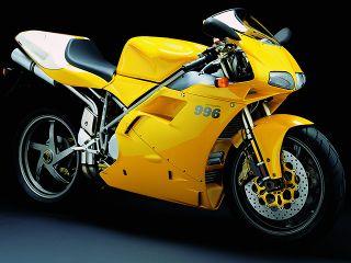 2001年 996S