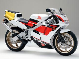 1990年 NSR250R SP・マイナーチェンジ
