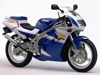 1994年 RG125Γ