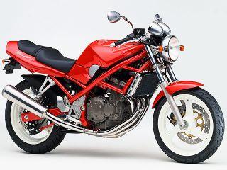 1990年 BANDIT 250・新登場