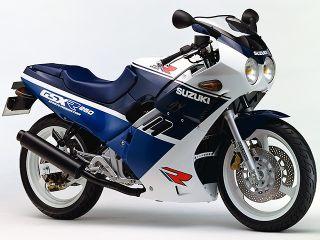 1988年 GSX-R250 SP・追加