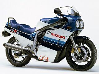 1985年 GSX-R750・新登場
