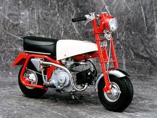 1962年 MONKEY Z100・新登場
