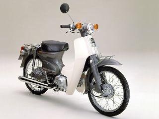 1982年 Super Cub 50 Deluxe・マイナーチェンジ