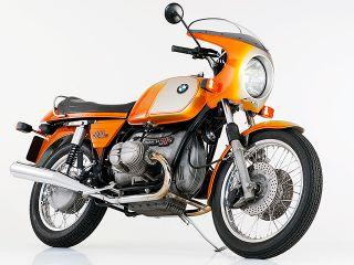 1973年 R90S・新登場