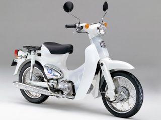 2000年 Little Cub 新春スペシャル セルフスターター併用・特別・限定仕様