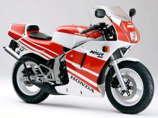 1989年 NSR80・マイナーチェンジ