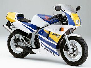 1990年 NSR80・カラーチェンジ
