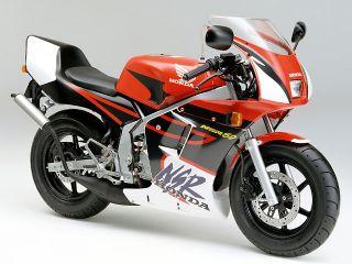 1997年 NSR80・カラーチェンジ