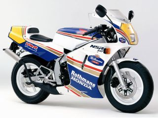 1994年 NSR50 スペシャルカラー・特別・限定仕様