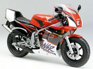 1997年 NSR50・カラーチェンジ