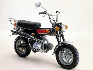1978年 DAX HONDA ST50-Ⅵ・マイナーチェンジ