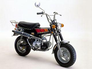 1978年 DAX HONDA ST50-Ⅶ・マイナーチェンジ