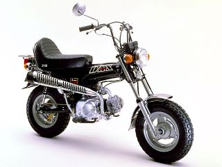 1979年 DAX HONDA ST50-M・追加