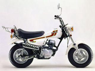 1976年 NAUTY DAX HONDA CY50-1・マイナーチェンジ