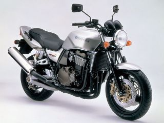 2001年 ZRX1200・新登場