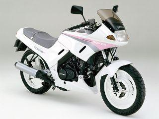 1986年 VT250F・カラーチェンジ