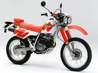 1991年 XLR250 BAJA・マイナーチェンジ