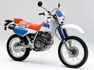 1991年 XLR250R・マイナーチェンジ