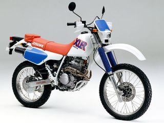 1992年 XLR250R・カラーチェンジ