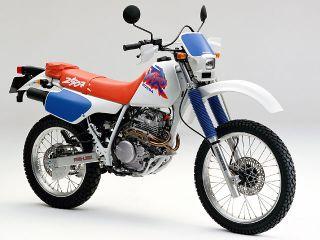 1993年 XLR250R・カラーチェンジ