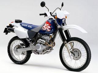 1996年 XR250・マイナーチェンジ